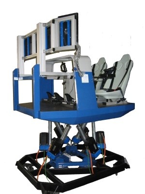Multipurpose Flight Simulator