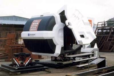 3 Promotion Simulators for Siemens, Germany